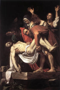 Deposition-from-Cross-Caravaggio